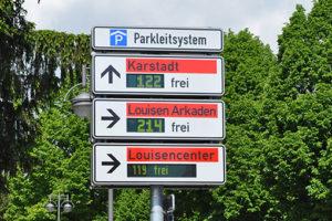 Parkleitsysteme